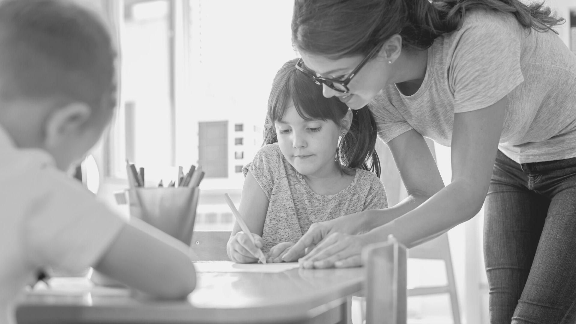 Educar desde el cuidado, no desde el miedo